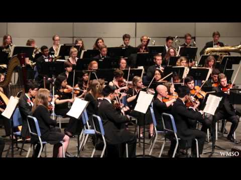 STRAUSS Death and Transfiguration - William & Mary Symphony Orchestra - April 2015