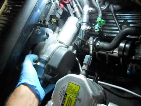 How to heater core hoses on a Caprice, Roadmaster, ETC