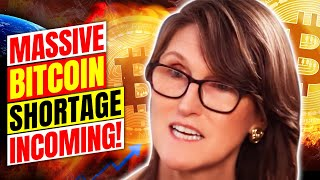 Bitcoin Is About To Explode Very Soon Once This Happens... Cathie Wood Latest Bitcoin Prediction!