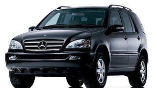 Замена лобового стекла на Mercedes-Benz ML в Казани.(, 2014-10-03T17:25:49.000Z)