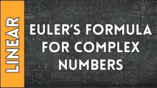 Euler's Formula for Polar Form Complex Numbers - Linear Algebra Made Easy (2016)