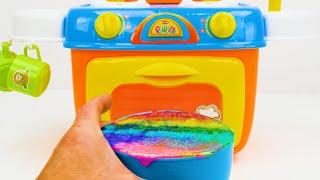 Download Toddlers के लिए खिलौना लर्निंग वीडियो - आकार, रंग, खाद्य नाम जानें, जन्मदिन केक के साथ गिनती! Mp3 and Videos