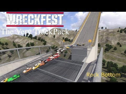 Wreckfest / The Very TrackPack / Rock Bottom