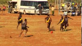 2015 FNWFL Grand Final on the APY Lands - Ernabella v Indulkana