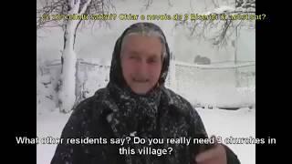 Chiar e nevoie de 3 Biserici în acest sat?