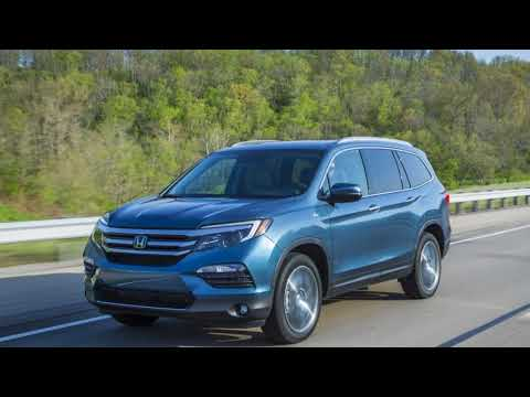2018 Honda Pilot Offers Confident And Predictable Handling Performance REVIEW