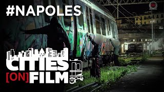 NÁPOLES/CHAPTER 10 - CITIES ON FILM - GRAFFITI