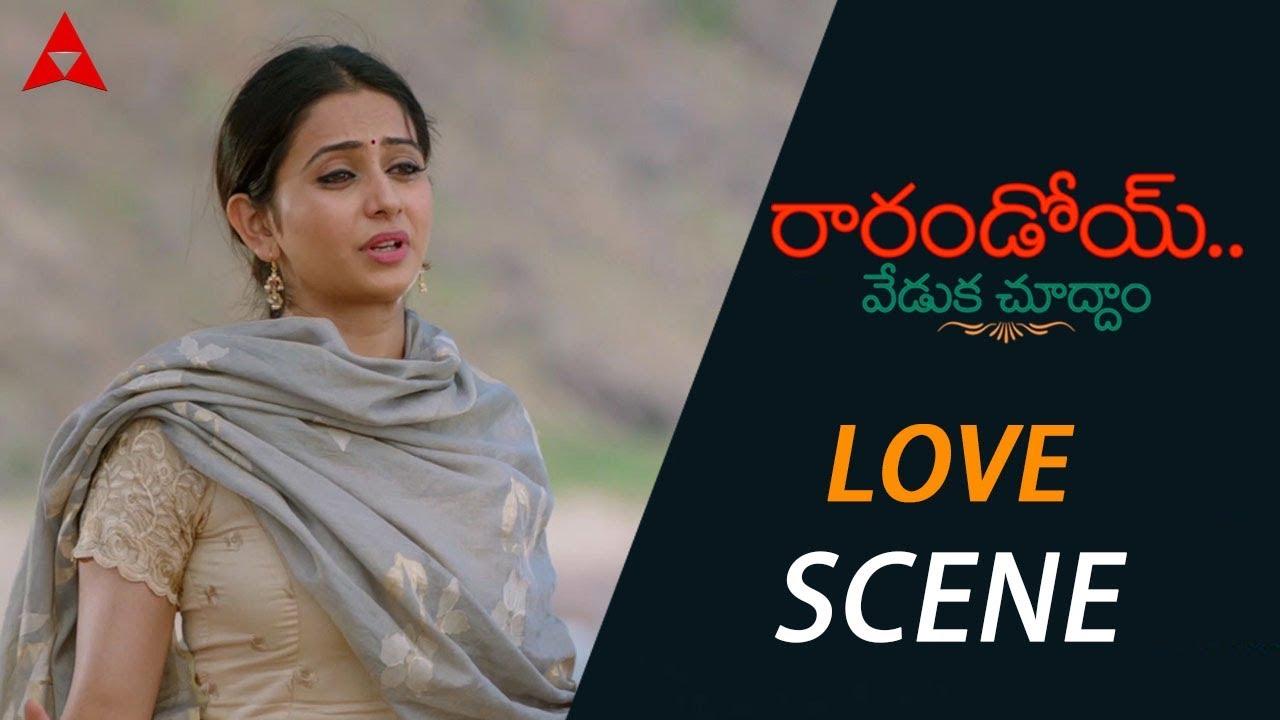 Download Rakul Preet Singh Express Her Feeling On Naga Chaitanya - Rarandoi Veduka Chuddam Movie