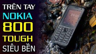Trên tay Nokia 800 Tough: Bạn đồng hành của phượt thủ