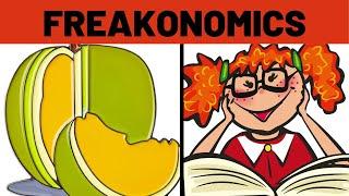 Freakonomics - Steven Levitt | Book Summary