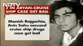 Aryan Khan Case: 2 Others Arrested Over Drugs-On-Cruise Get Bail   The News