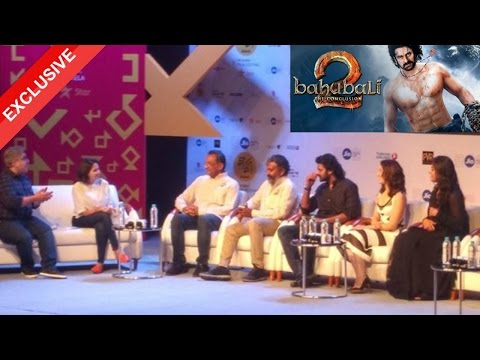 Bahubali 2  Trailer 2016 | Exclusive Interview With Prabhas,S.S. Rajamouli | Tamanna & Anushka