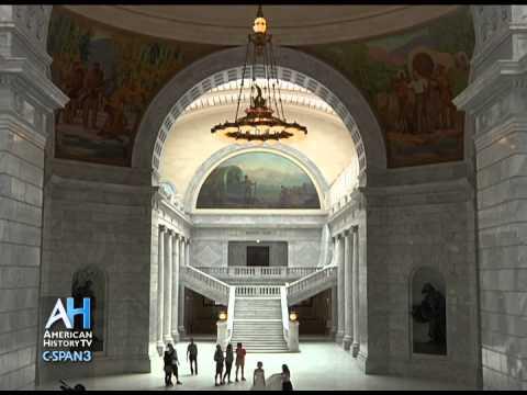 C-SPAN Cities Tour - Salt Lake City: History and Art of Utah's Capitol