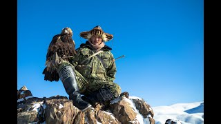 Mongolia | Eagle Hunters 4K
