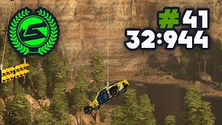 Super Trackmaster: 32:944 on #41 (Green Series/Canyon)