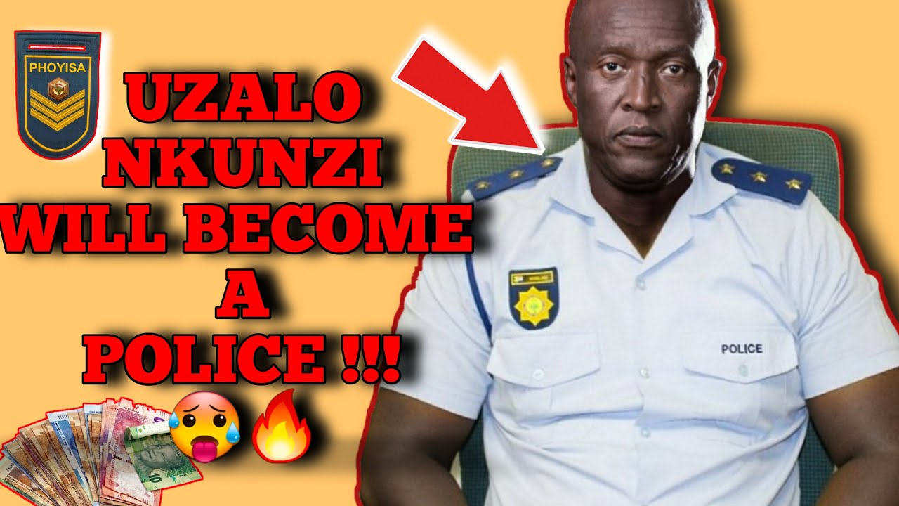 Download UZALO TEASERS NKUNZI WILL BECOME A POLICE HE WILL BE WORKING WITH MONDLI S6