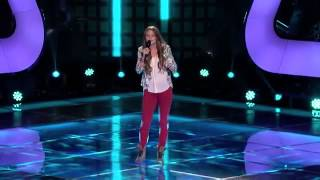 Caroline Glaser   Tiny Dancer    The Voice Highlight