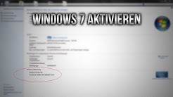 Windows 7 aktivieren [32/64bit] | Windows Tutorial [German]