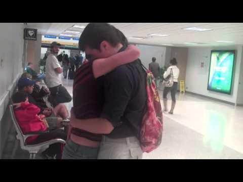 surprise meeting long distance relationship