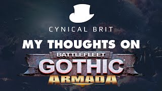 TotalBiscuit's thoughts on Battlefleet Gothic: Armada (Beta)