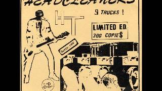 HEADCLEANERS - Extrem EP 1981