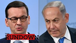 Poland-Israel Relations Become Tense After Netanyahu Comment