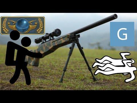 Destroying Rank G Players?! CS:GO (Above Global)