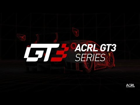 ACRL GT3 Series 2018 - Round 1 -  Circuit Spa-Francorchamps
