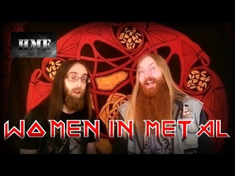 Top Women In Heavy Metal
