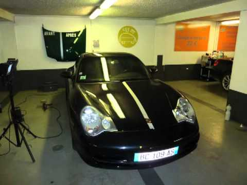 traitement teflon voiture avec traitement micro rayures sur porsche 911detailing. Black Bedroom Furniture Sets. Home Design Ideas