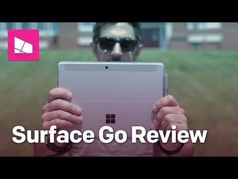 Surface Go review: Bringing the fun back to Windows