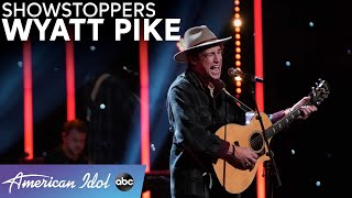 What You're Waiting For! Wyatt Pike Covers George Ezra Song - American Idol 2021