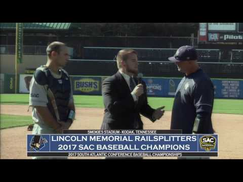 2017 SAC Championships: Jeff Sziksai and Russell Clark Interview 5-1-17