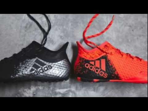Futsal zapatos Adidas x jaula & Court Collection YouTube