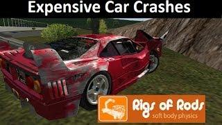RoR: Expensive Car Crashes