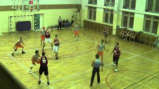 TV EBL - Give Me The Rock - DROMAX Strzelce Kraj - kwarta 1 sezon 2012/213 EBIS Basket Ligi