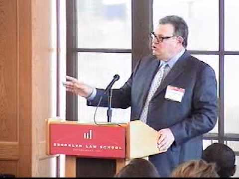 Media and Society Lecture: Featuring Martin D. Singer '77
