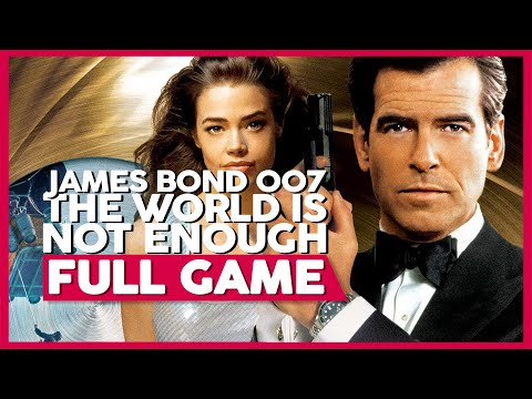 The World Is Not Enough   Full Gameplay/Playthrough   PS1   No Commentary