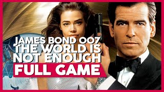 007: The World Is Not Enough | PS1 | Full Gameplay/Playthrough | No Commentary