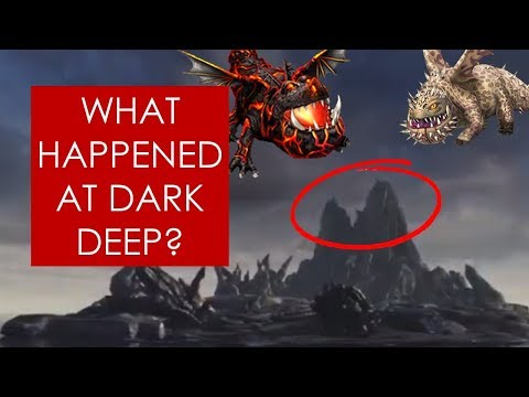 Download Youtube: HTTYD Mysteries: What happened at Dark Deep? THEORY [How to Train Your Dragon l RTTE]