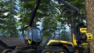 Farming Simulator 15 - How To Refill Tree Planter