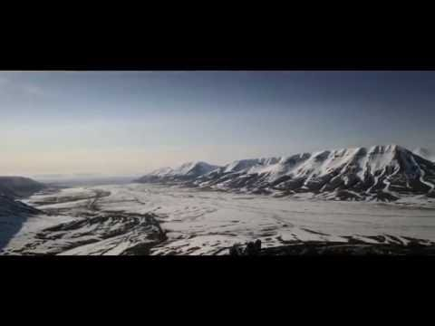 Flying High Over Svalbard, Pyramiden & Longyearbyen