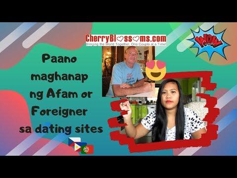 PAANO MAG REGISTER SA ONLINE DATING SITES PARA MAKAHANAP NG MGA SERYOSONG FOREIGNER OR AFAM