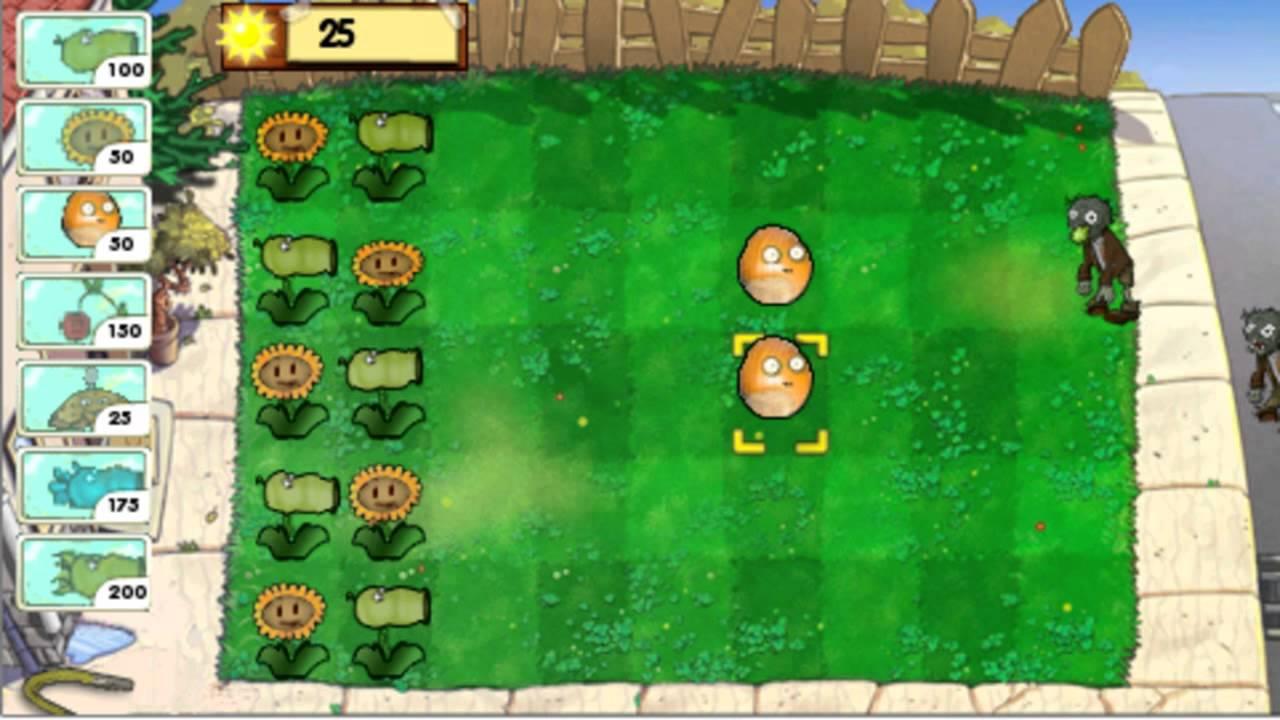 Plantas vs zombies psp deadly garden youtube for Fotos de la casa de plantas vs zombies