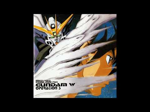GUNDAM WING OPERATION S -OST