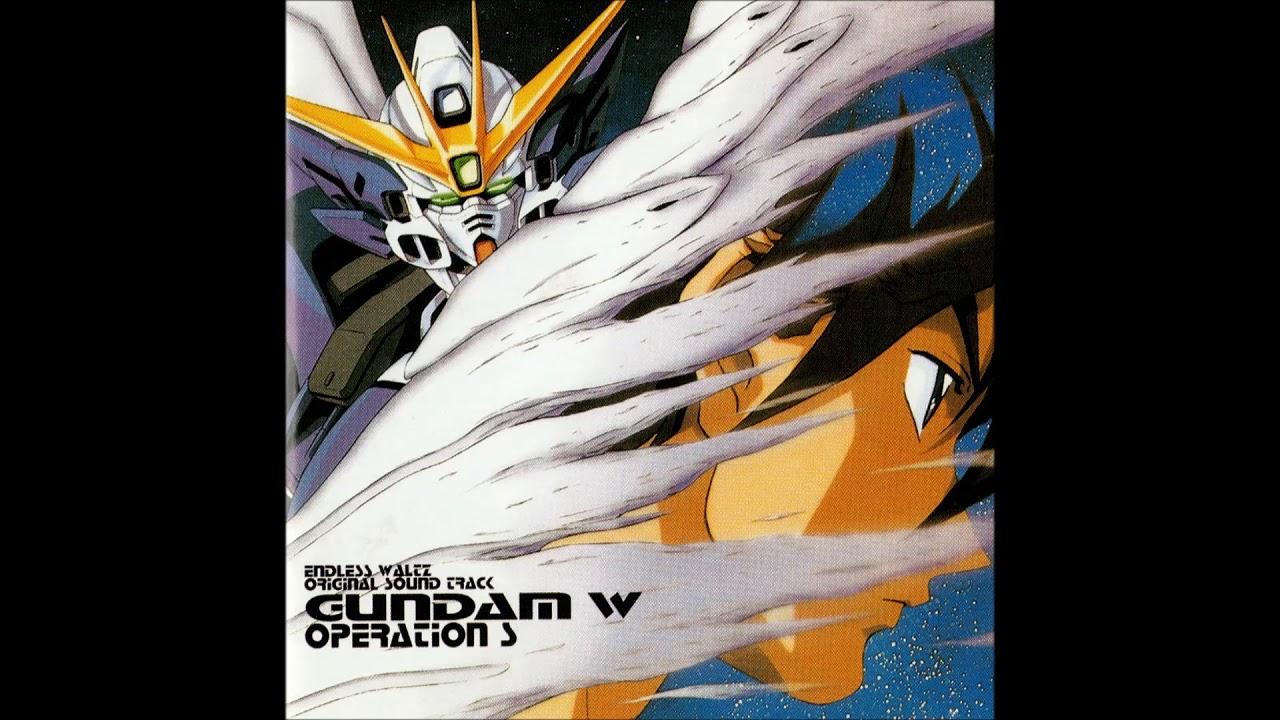 Gundam Wing Operation S Ost Youtube