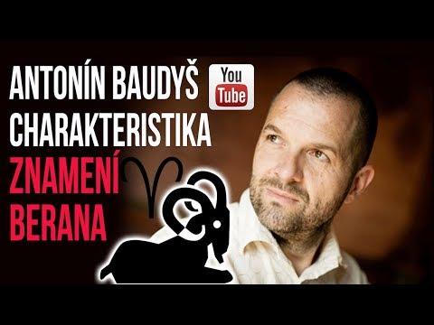 Antonín Baudyš - BERAN charakteristika znamení