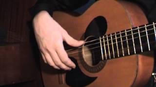 26. Основы техники фламенко (2)