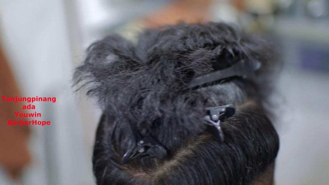 Potong Rambut Pria Jigrak