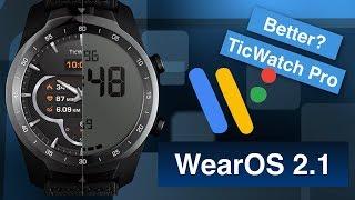 Video Wear OS 2.1 on TicWatch Pro  |  Weekly tech vibe  |  S1:E14 download MP3, 3GP, MP4, WEBM, AVI, FLV Oktober 2018
